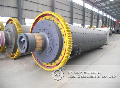 Cement plant ball mill manufacturers