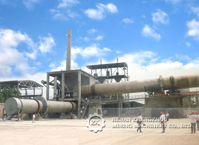 The Important Role of Rotary Kiln