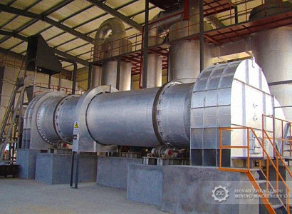 Application of Rotary Incinerator in Garbage Disposal