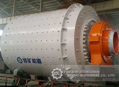 Ore Beneficiation Plant Grading Process