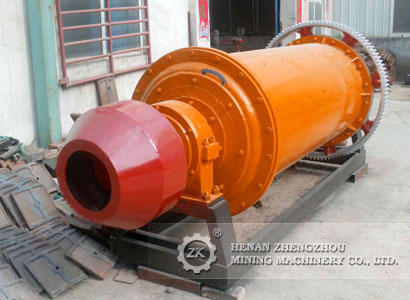 The Differences of Ball Mill and Raymond Mill
