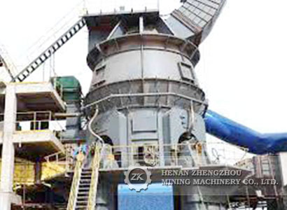 Vertical Grinding Mill Process System