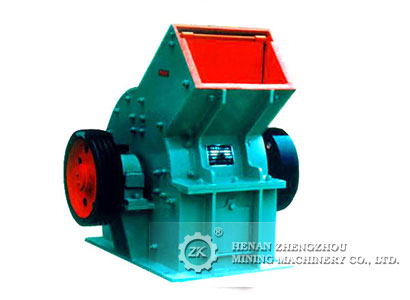 PC hammer crusher models and manufacturers
