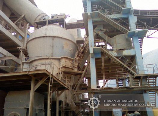 Ore milling process equipment