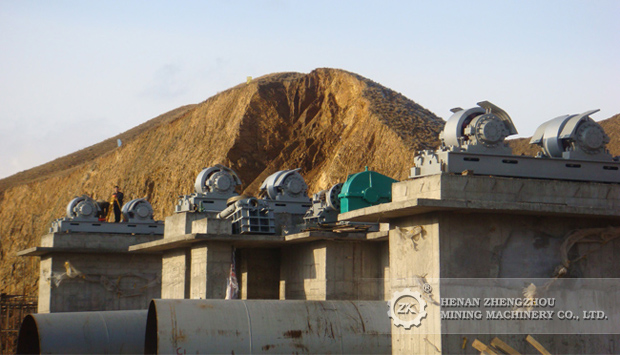 Calcined Magnesium Project in Shiguai District, Baotou City, Inner Mongolia Province