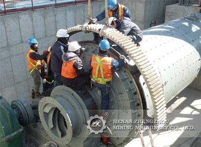 Ball Mill China Henan Zhengzhou Mining Machinery Co Ltd