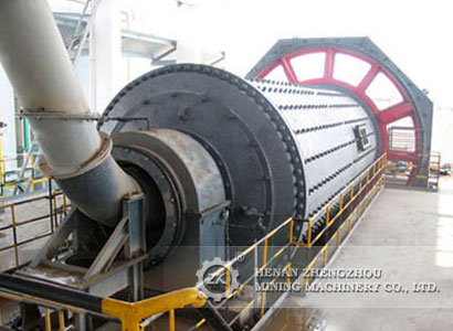 Coal Ball Mill