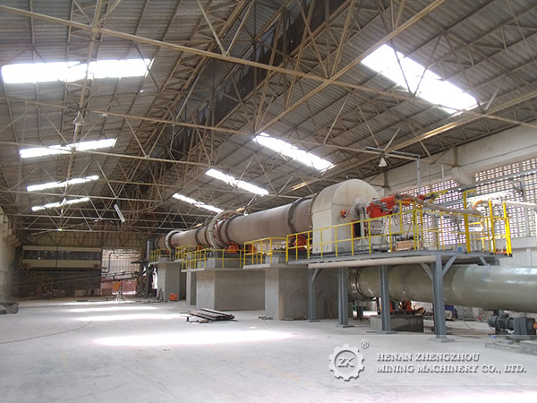 TBM company Light Expended Clay Aggregate (LECA) production line