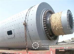 Energy-saving Ball Mill Lead Beneficiation Machinery to Be Environmental-friendly