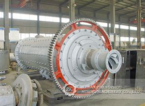 Lead Oxide Ball Mill