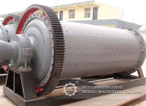 Overflow Ball Mill