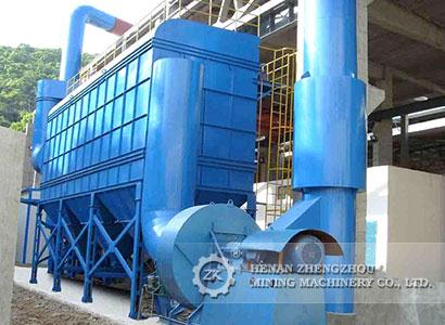 Long Bag Pulse Dust Collector for Shanxi