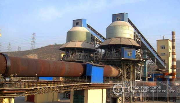 precautions of rotary kiln calcining lime