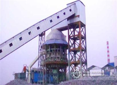 The whole-set equipment of Anyang lime plant