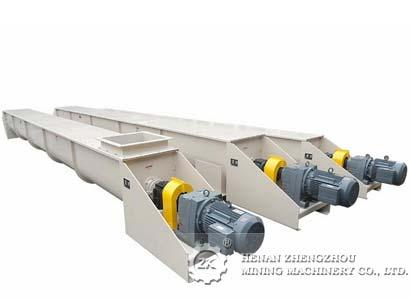 Screw Conveyor -China Henan Zhengzhou Mining Machinery Co ...