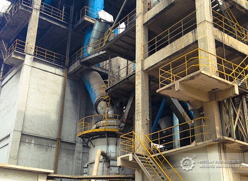 Pulverized Coal Preparation Production Line