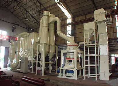 Calcium Carbonate Powder Making Machine