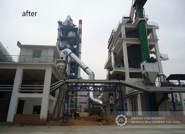 Shandong Dongjia Group Pulverized Coal Preparation Station