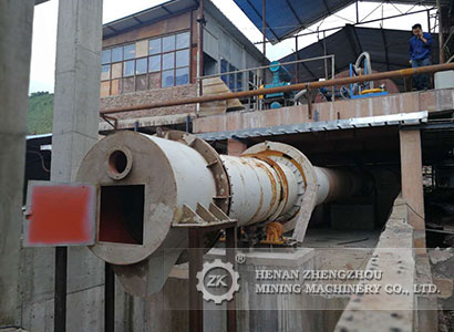 Heqing Calcium Aluminate Production Line Project in Yunan, China