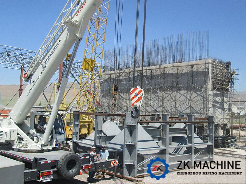 150 tons/day Lime Project in Uzbekistan